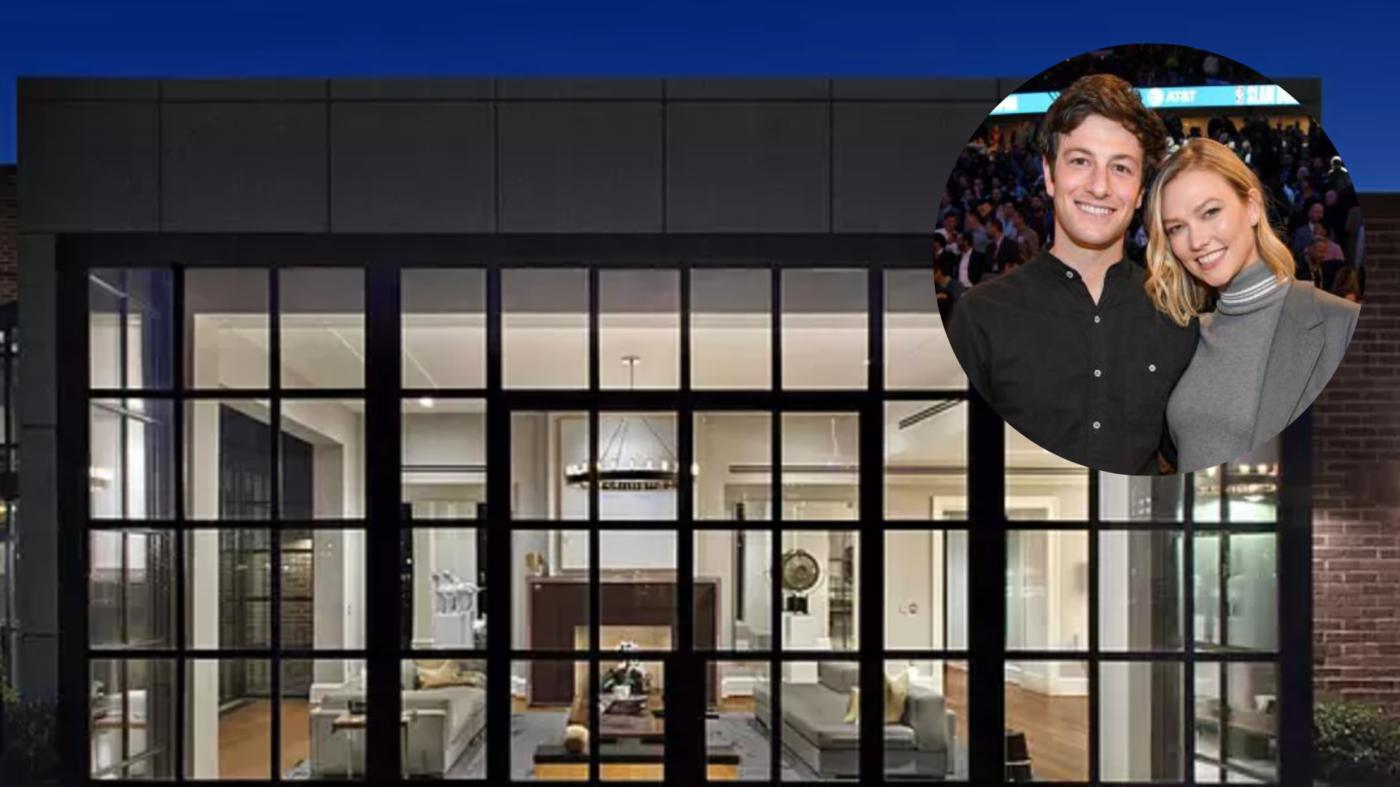 Joshua Kushner and Karlie Kloss buy family-owned NYC penthouse