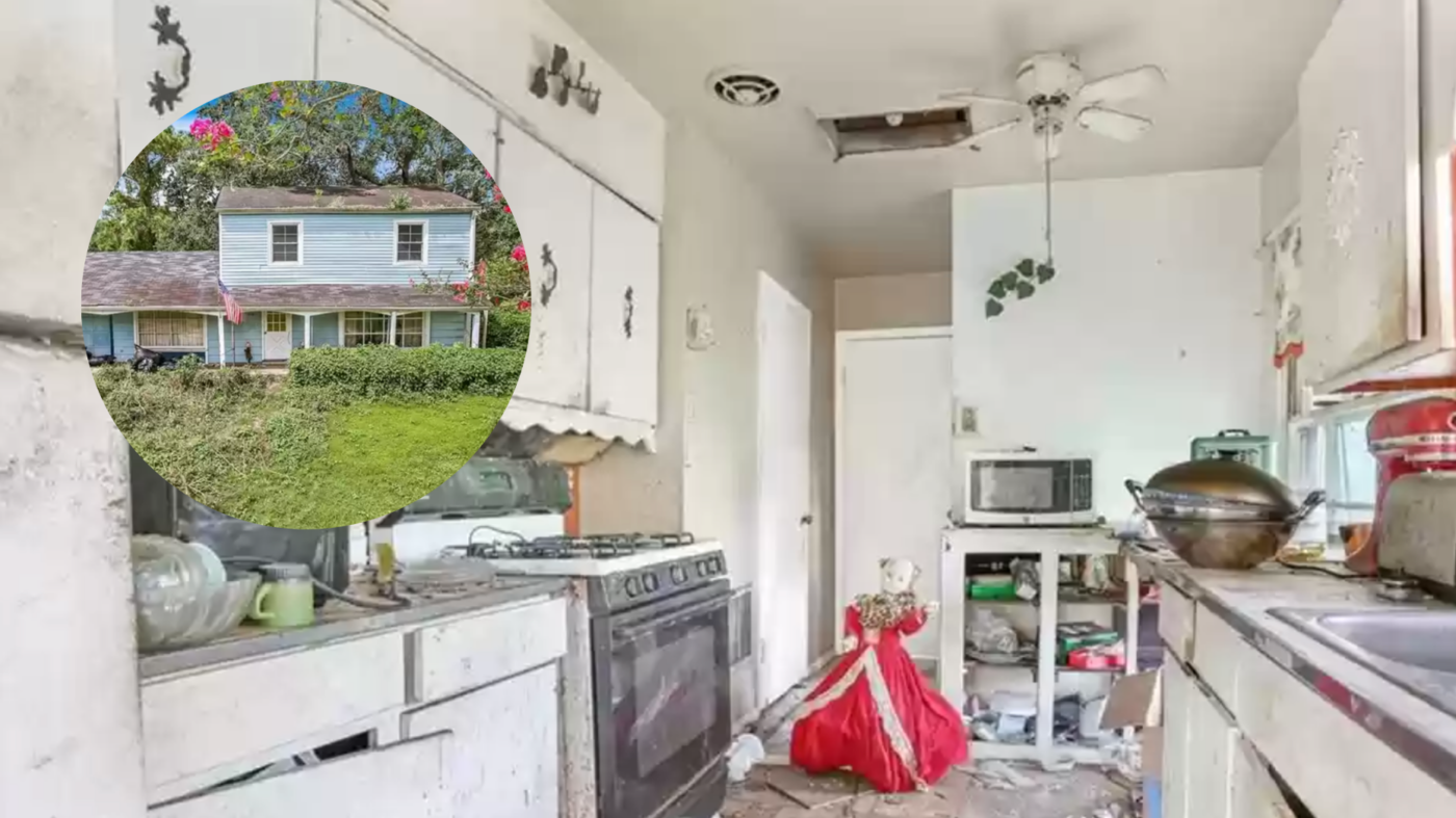 New Orleans house full of creepy dolls sells in one day
