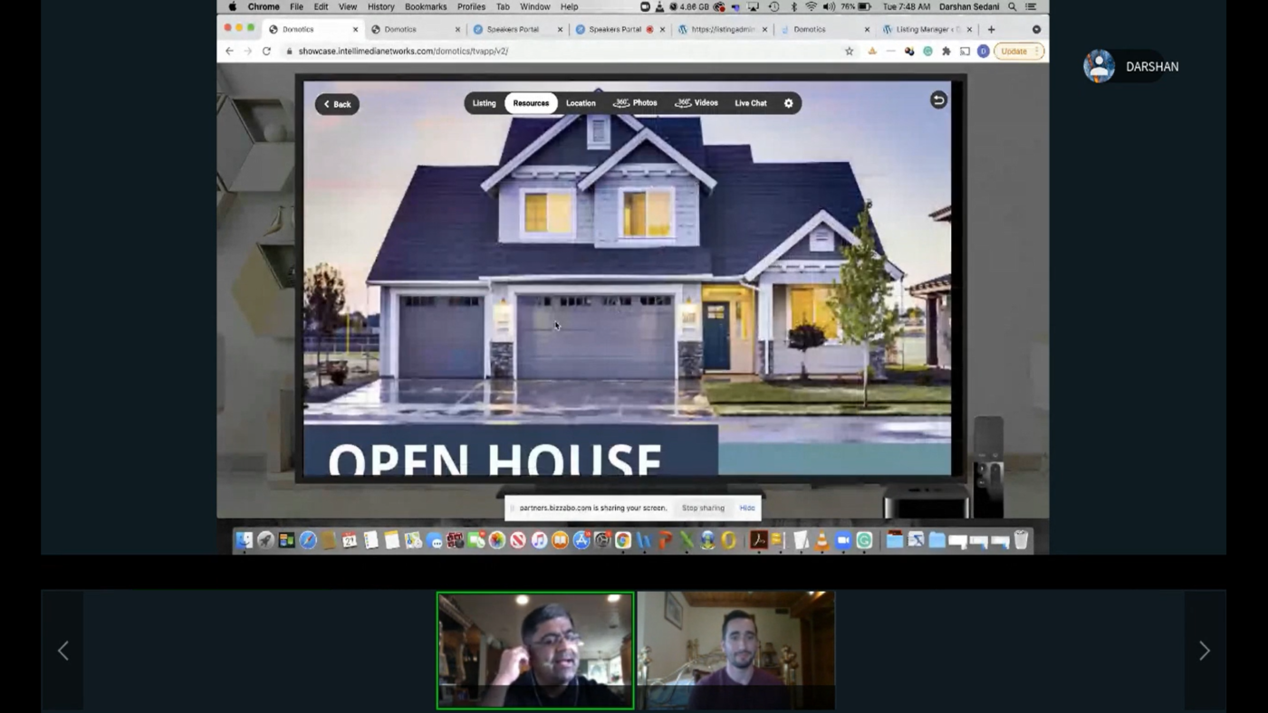 Move into the future of real estate buying and selling with Domotics