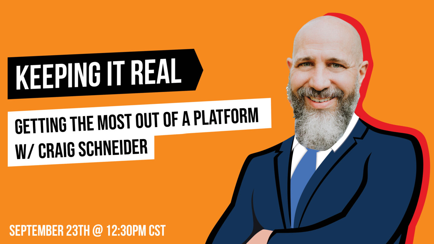 WATCH: Get the most out of Real Geeks with Craig Schneider