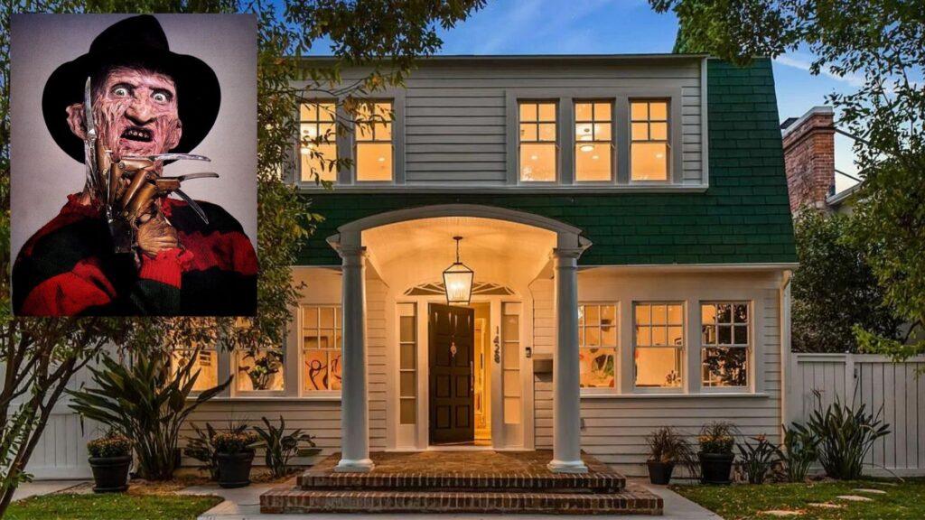 Dream home? Freddy Krueger's 'Nightmare on Elm Street' haunt hits market