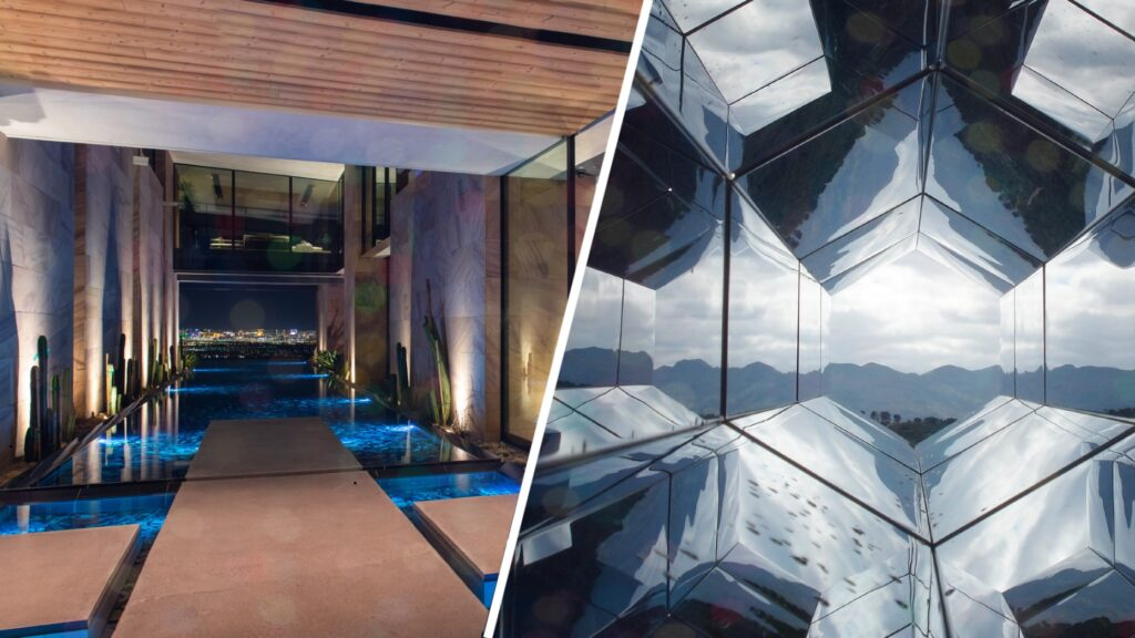 The luxury home of the future is all about blurring boundaries