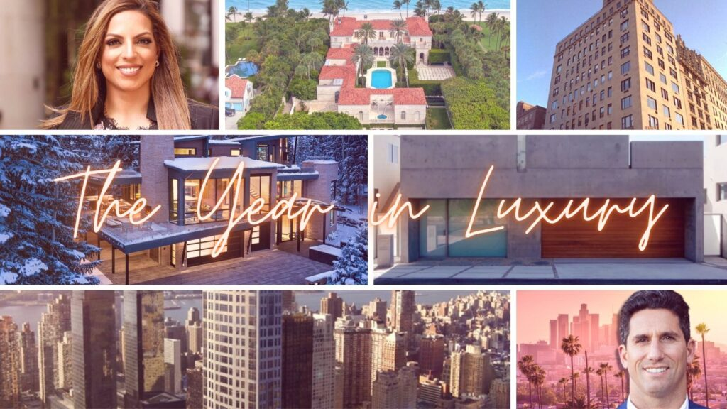 How the luxury housing market became invincible in 2021