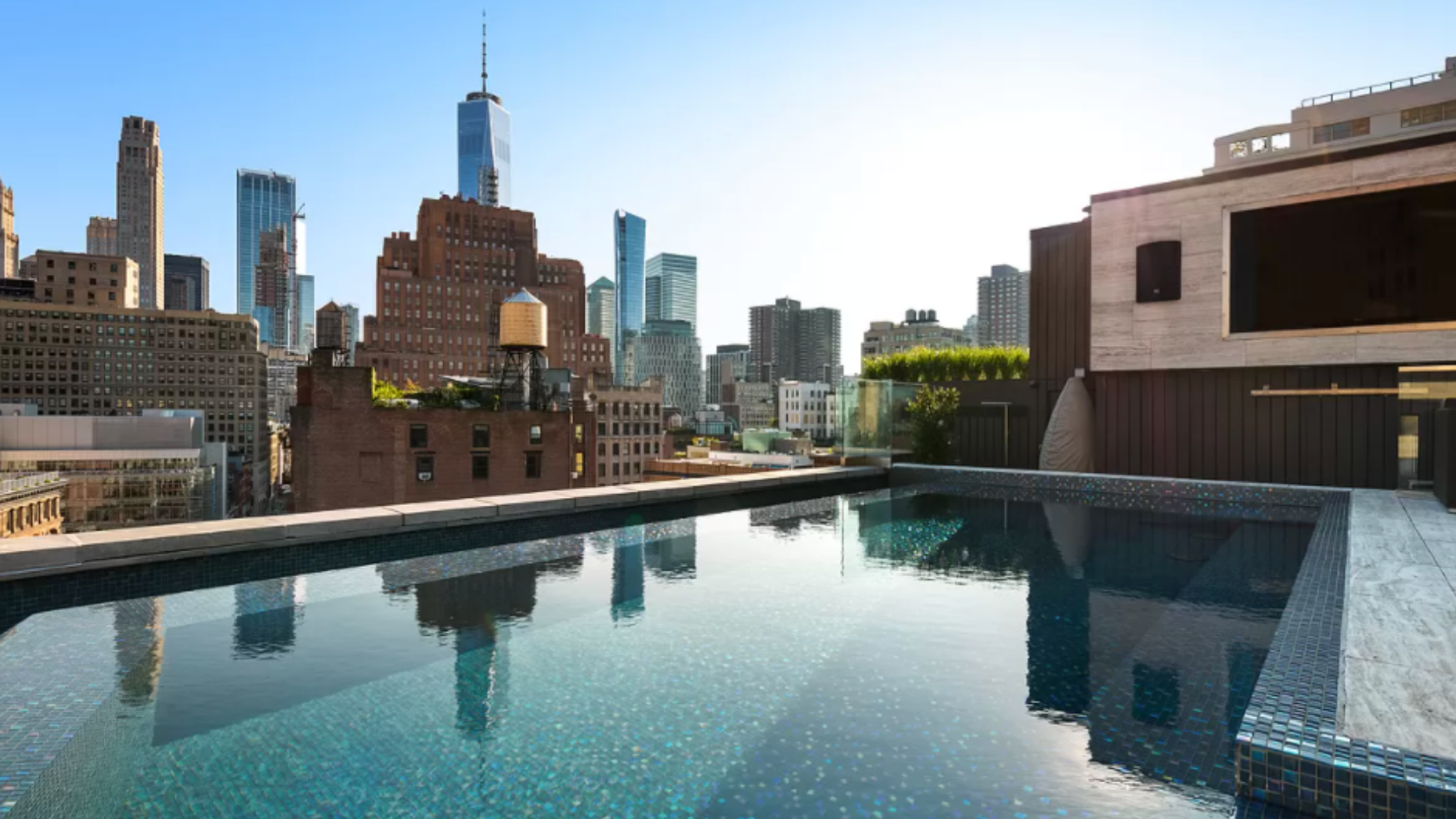 A New York City penthouse just rented for $85,000 per month