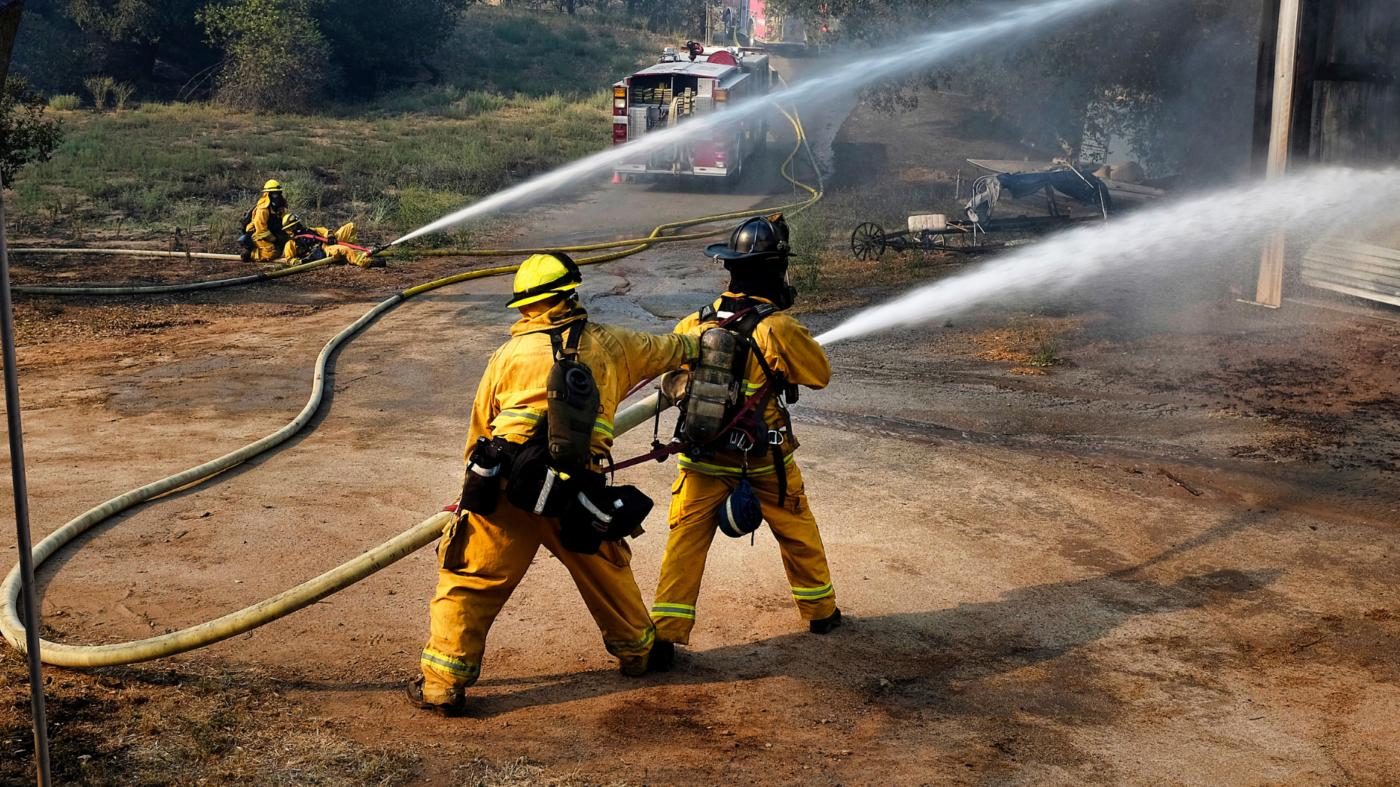 Despite risk, California fire zones still see rising home prices
